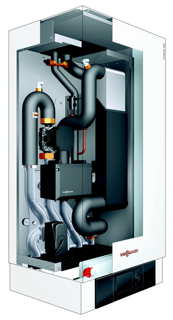 Pompe à chaleur (PAC) Viessmann Vitocal 250-S