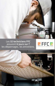 FFC Chauffage Colmar Munster installation entretien depannage
